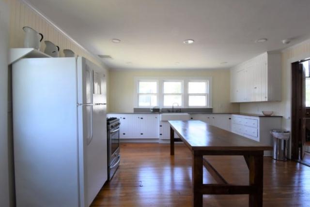 Restored c. 1910 kitchen
