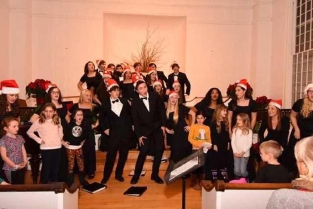 Riverhead High School Chamber Chorus