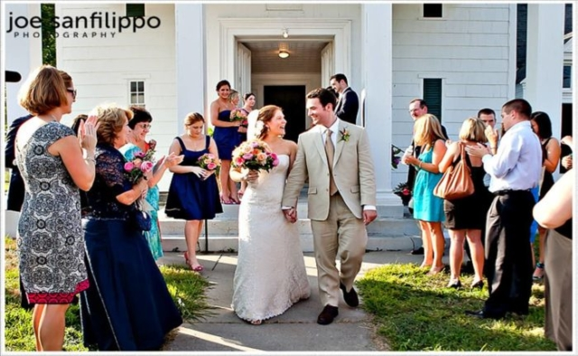 North Fork wedding